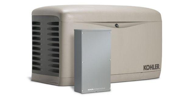 PHOTO: The Kohler 14RESAL generator is shown.
