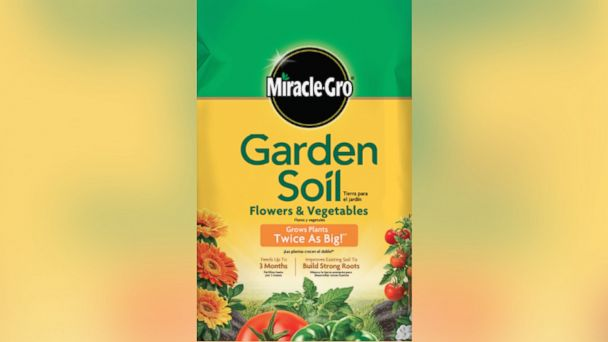 PHOTO: Walmart is offering Miracle Gro Garden Soil on sale as part of a spring promotion.
