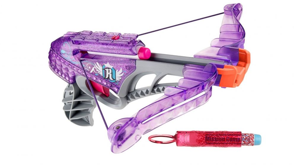 Girl Toys For 9 And Up : How nerf s new toys for girls compare to the boys abc news