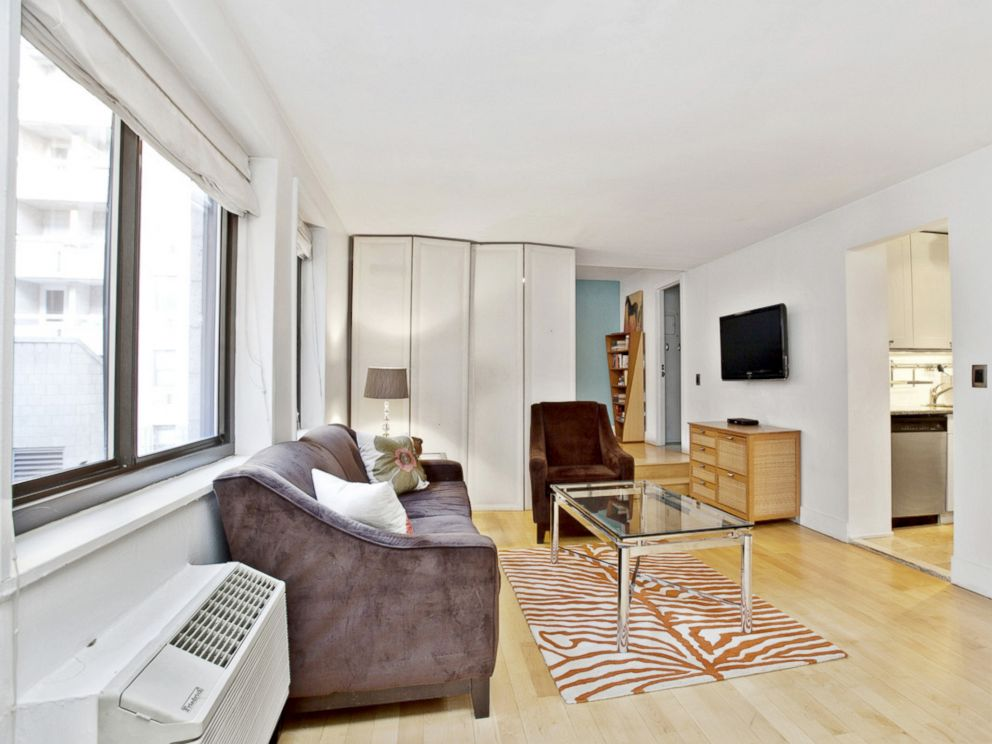 PHOTO: This one-bedroom apartment on Eighth Avenue in New York City is listed for $499,000.