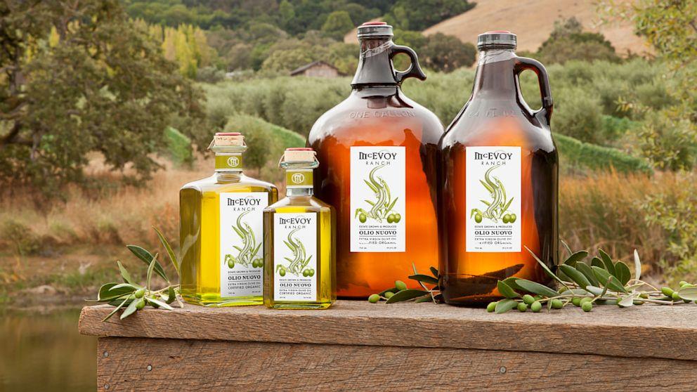 economics olive oil