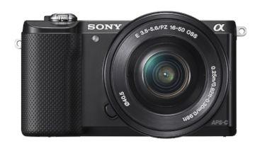 PHOTO: Sony Alpha a5000