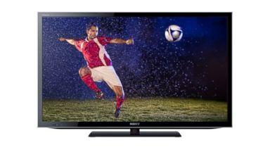 PHOTO: Sony BRAVIA 3D LED Internet TV