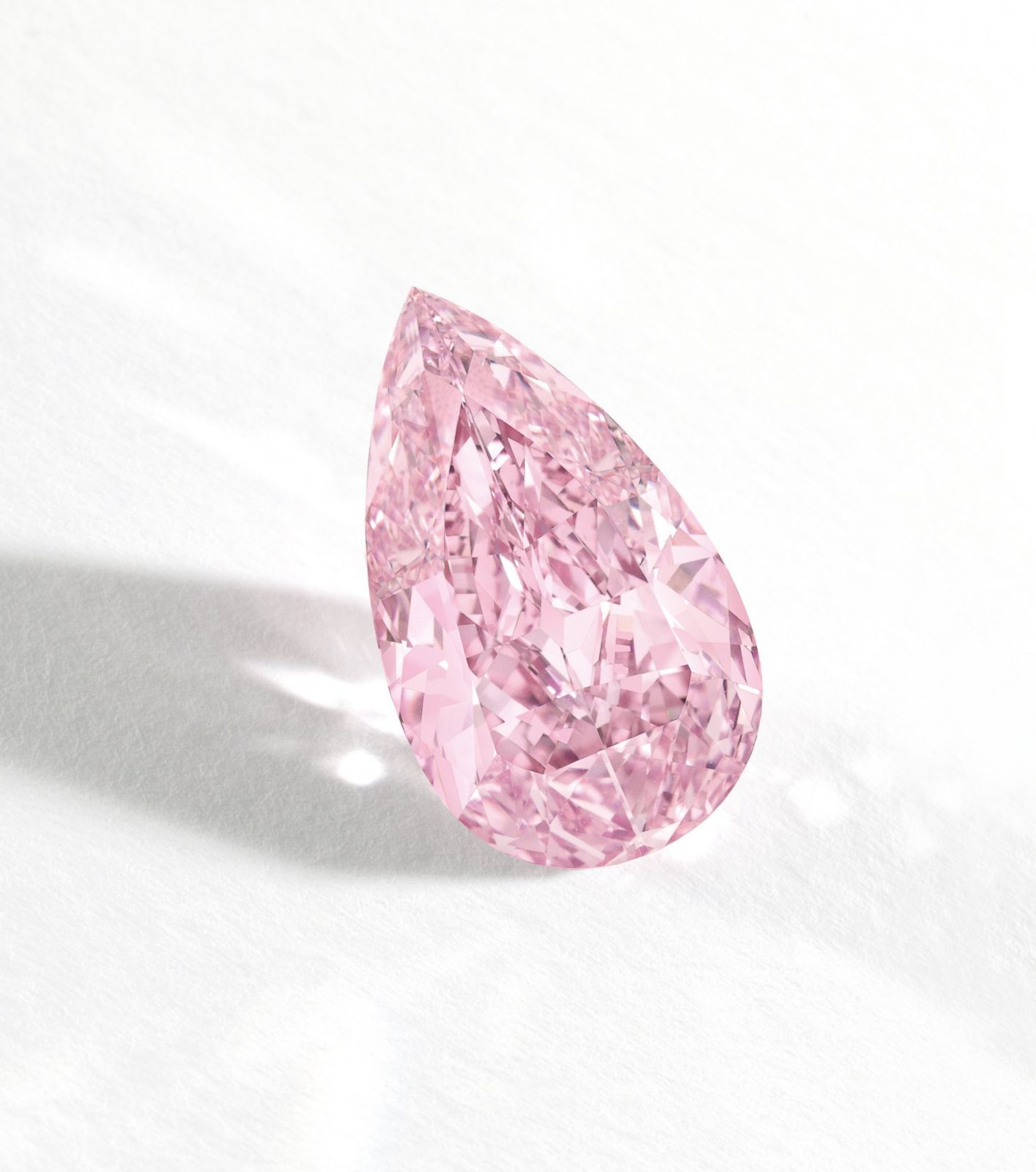 8.41-Carat Pink Diamond Sells for Record $17.77M Picture | Precious ...