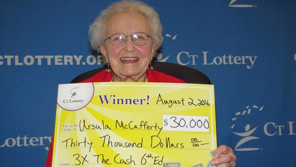 95-Year-Old Woman Buys New Cellphone With $30K Lottery Win - ABC News