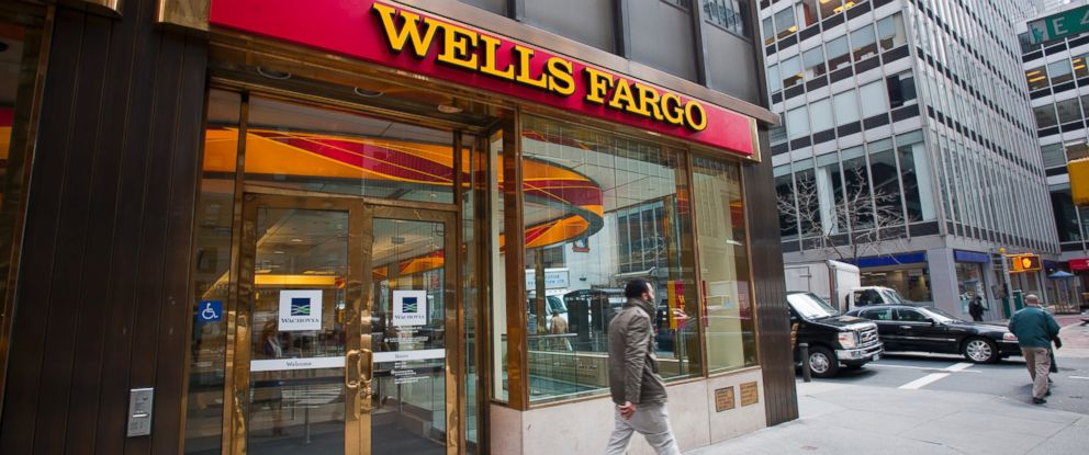 PHOTO: A branch of Wells Fargo Bank in New York is seen here, March 4, 2011.