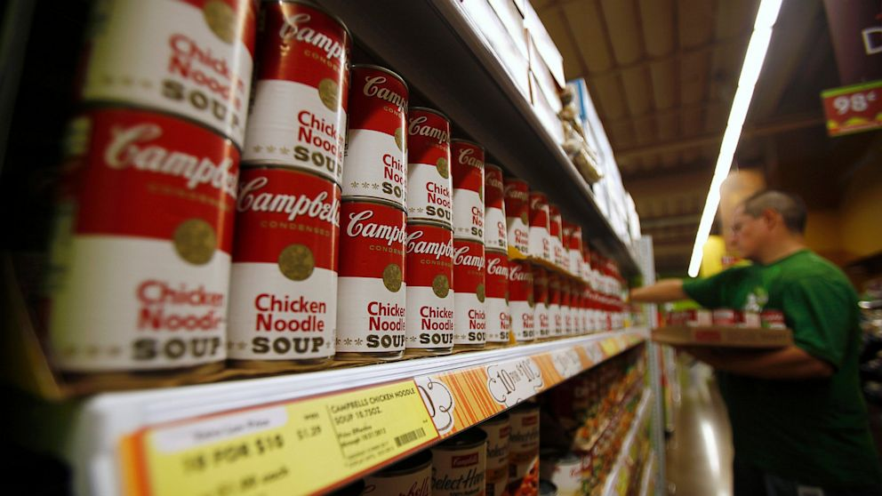 Campbell Soup Co., American Heart Association Sued Over Health Claims