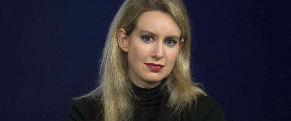 PHOTO:Elizabeth Holmes, CEO of Theranos, attends a panel discussion during the Clinton Global Initiatives annual meeting in New York, Sept. 29, 2015.