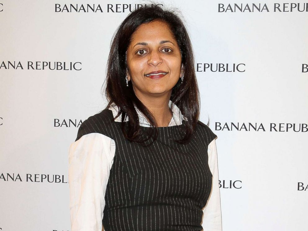 PHOTO: CEO of Old Navy, Sonia Syngal attends an event in Paris, Dec. 7, 2011.