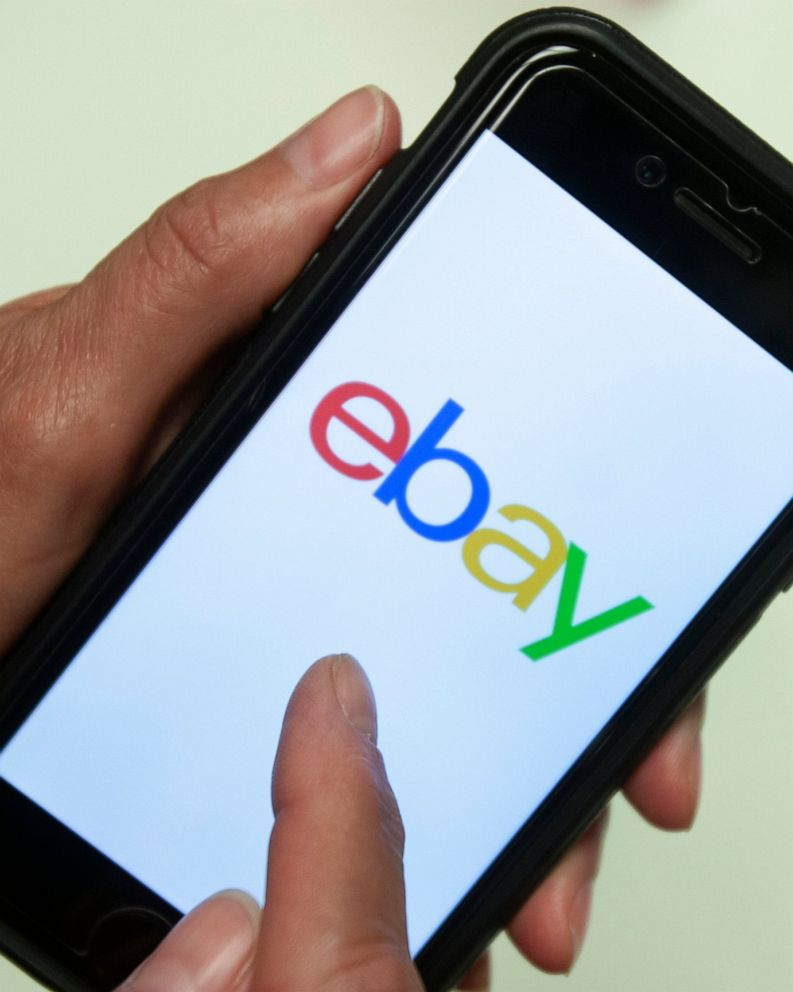 Report New York Stock Exchange Owner Bids To Buy Ebay Abc News