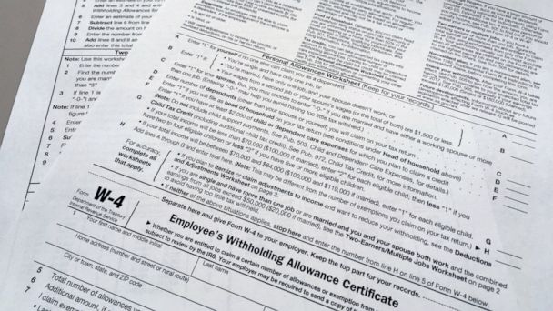 IRS proposes update to Form W-4 to increase accuracy