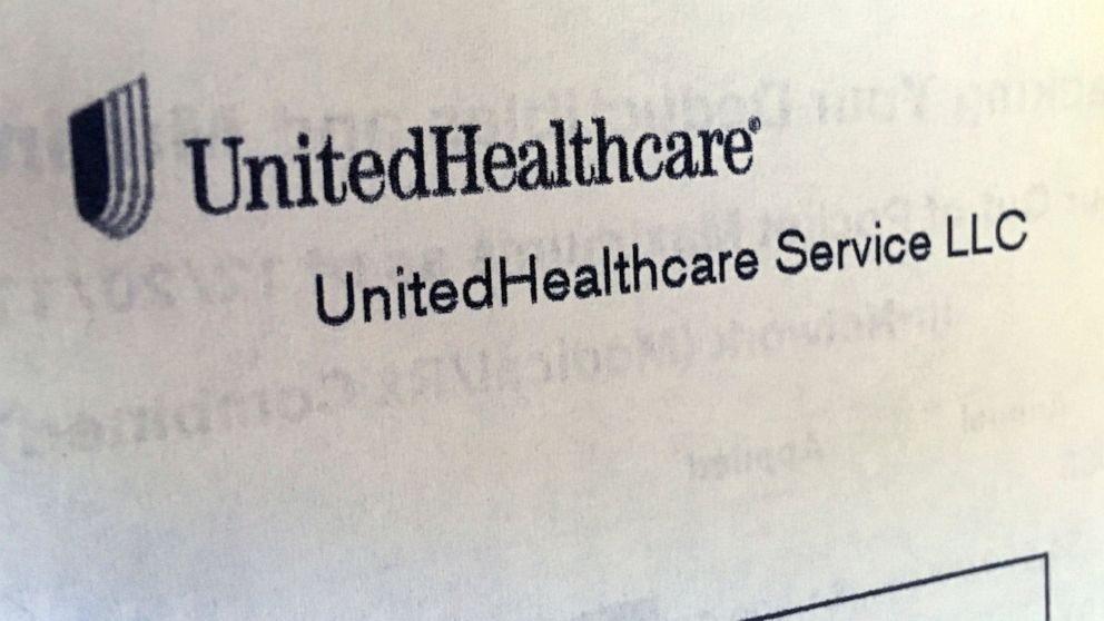 FILE - In this June 15, 2018 file photo, United Healthcare correspondence is seen in North Andover, Mass. UnitedHealth Group is reporting strong first-quarter driven by its main insurance business, as well as its pharmacy benefits division. The Minnetonka, Minn., company on Tuesday, April 16, 2019 reported net income of $3.47 billion, or $3.56 per share. Earnings, adjusted for amortization costs, were $3.73 per share, topping Wall Street estimates by 13 cents, according to a survey by Zacks Investment Research. (AP Photo/Elise Amendola, File)