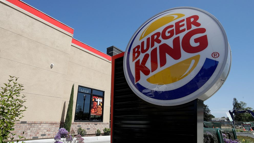 Burger King parent plans to accelerate global growth