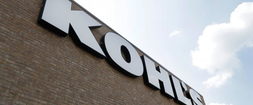 FILE - In this Aug. 28, 2018, fie photo, a Kohls sign is shown in front of a Kohls store in Concord, N.C. On Thursday, Jan. 10, 2019, Kohls reported a small sales growth that showed a dramatic slowdown from a year ago. Comparable sales rose 1.2 pe