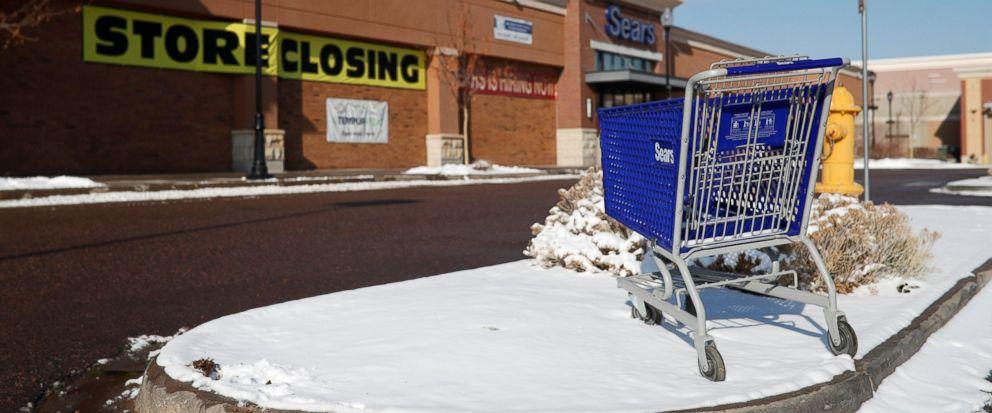 Sears store Streets of Southglenn, r m