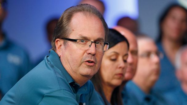 UAW president taking leave amid corruption probe