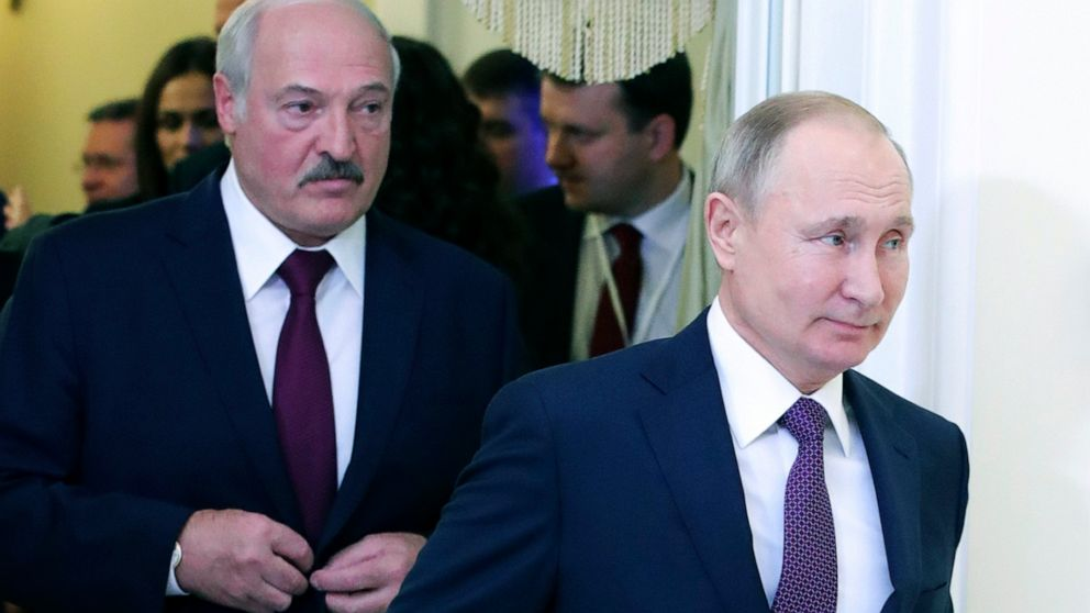 Belarus starts importing oil from Norway after Russian halt