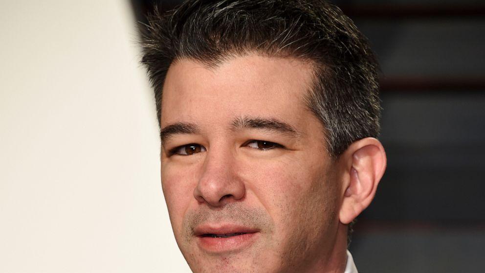 Πρώην CEO του Uber Kalanick να παραιτηθεί από την εταιρεία το διοικητικό συμβούλιο