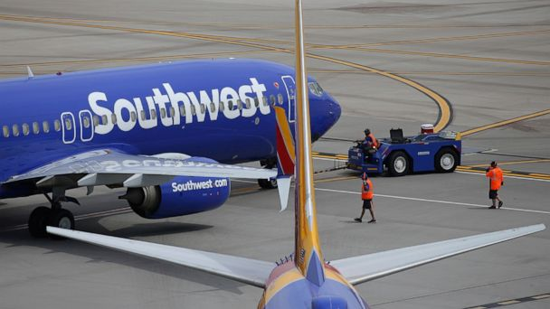 Profit flat as Southwest takes $175 million hit from Max jet