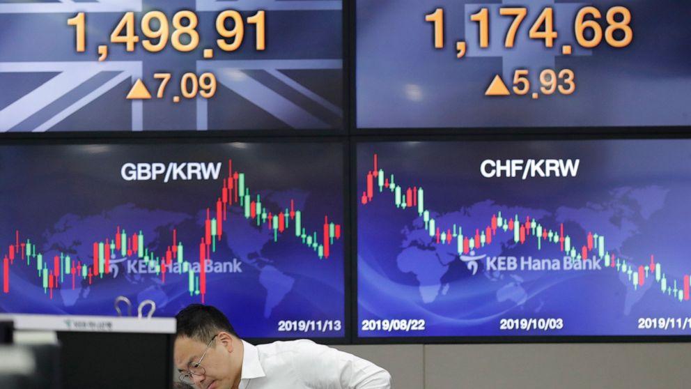Asian stocks sink after Trump threatens more China tariffs thumbnail