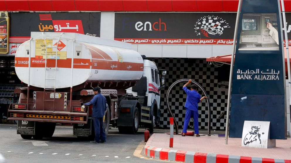 Oil prices drop ahead of update on Saudi oil production
