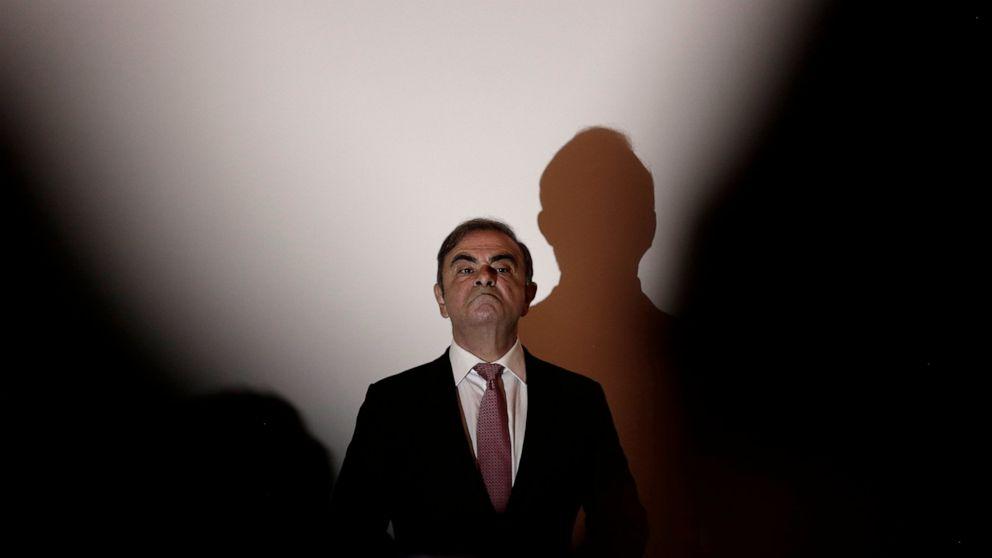 Der Anwalt von ex-Nissan-Chef erscheint vor dem Libanon Staatsanwälte