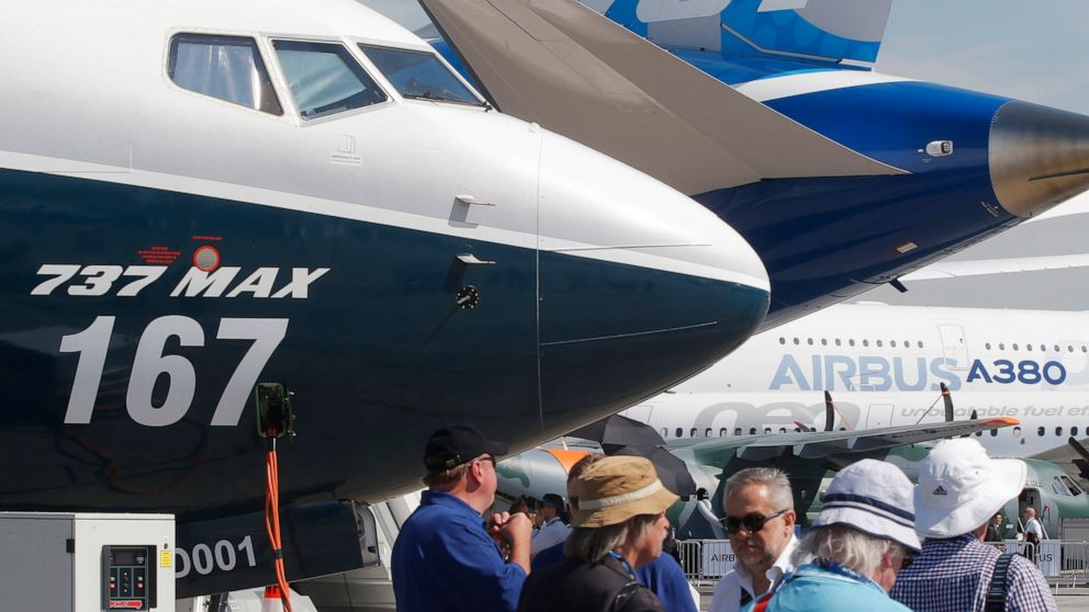 CEO: Boeing made mistake in handling warning-system problem thumbnail