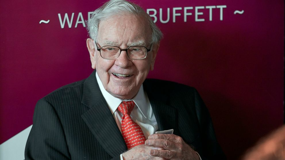 Profit up 87% at Buffett's firm, but virus slows businesses
