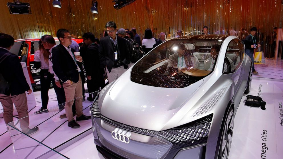 Study: Autonomous vehicles won't make roads completely safe