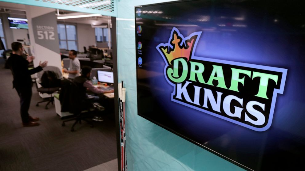 draftkings not sports betting robins