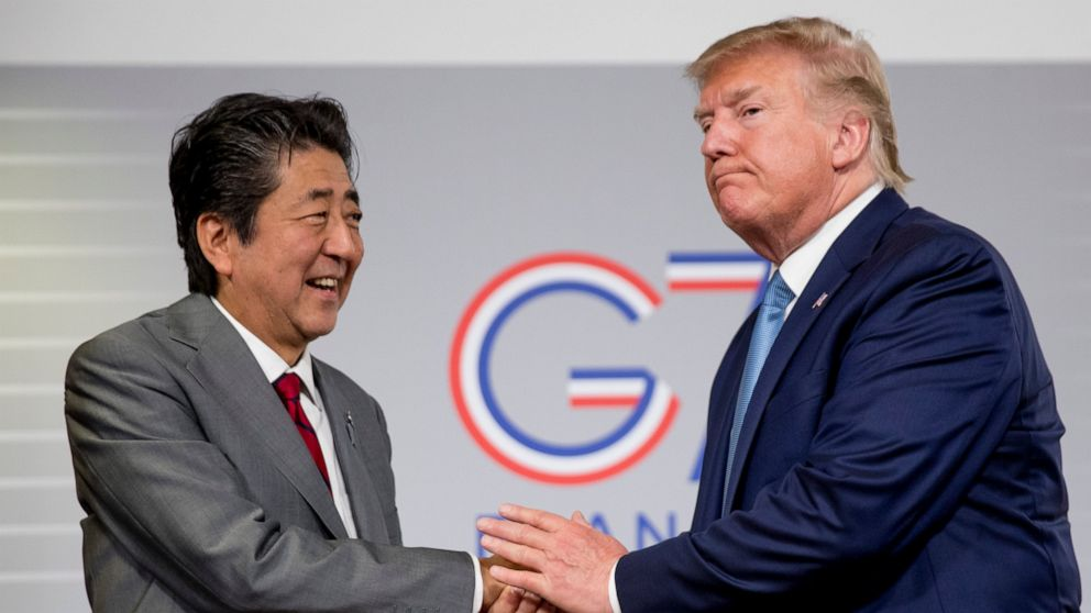 日本の政府関係者の慎重なる見通し米国の貿易取引