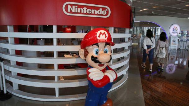 Nintendo's quarterly profit rises on hit Switch games