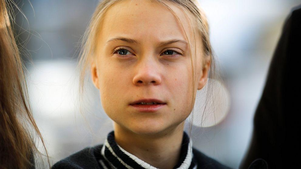 Greta Thunberg Lebenslauf