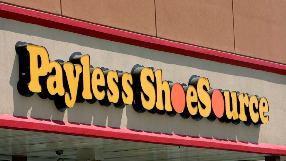 Payless ShoeSource προκύπτει από την πτώχευση