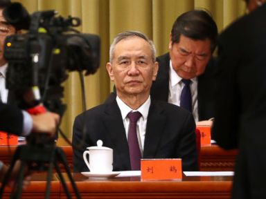 China says economy czar to visit Washington for trade talks