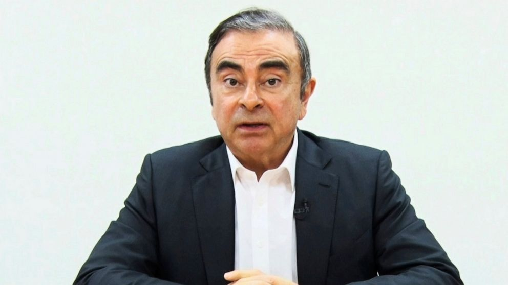 media-nissan-ex-chair-ghosn-indicted-for-breach-of-trust