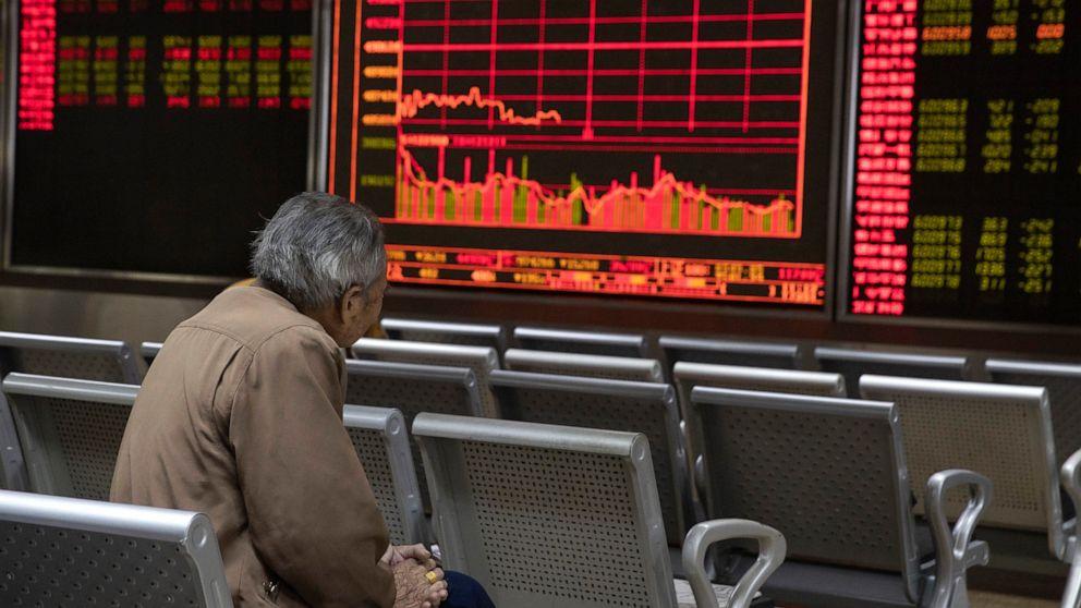 Welt die Aktien steigen, da die Anleger warten auf US-China trade bewegt