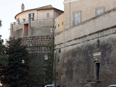 Vatican convicts ex-bank chief in property embezzlement scam