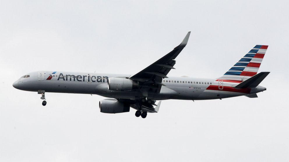 American Airlines κέρδος αυξάνεται το 27% στην ισχυρή ταξιδιωτική ζήτηση