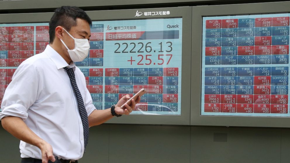 Asian markets mixed in post-Easter trading