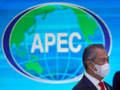 APEC leaders, including Trump, begin virtual meeting