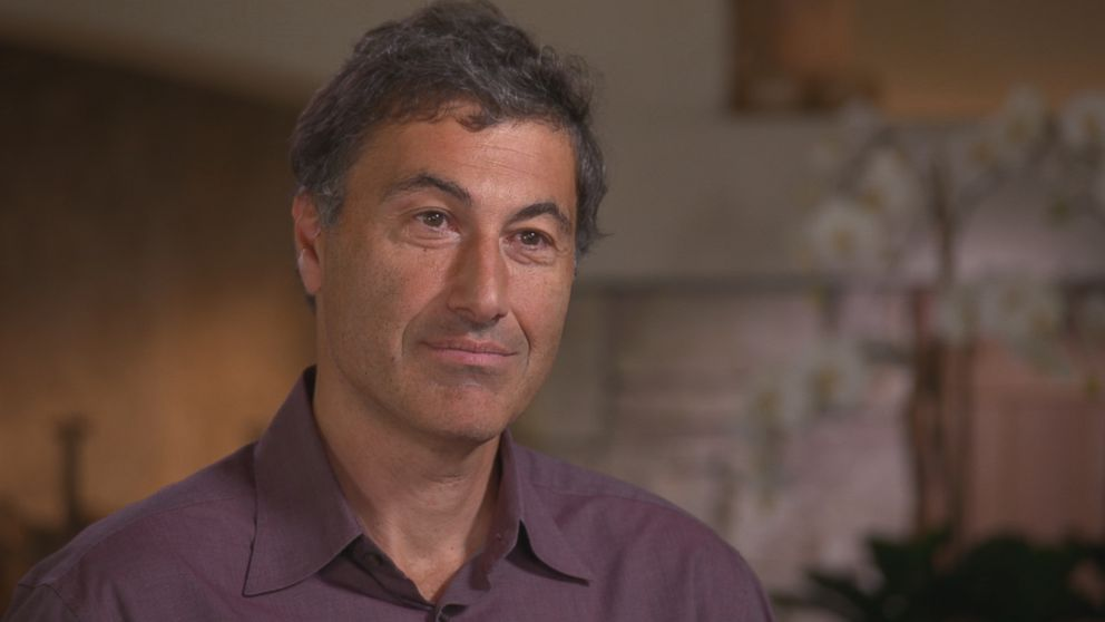Avie Tevanian is seen here during an interview with Nightline.