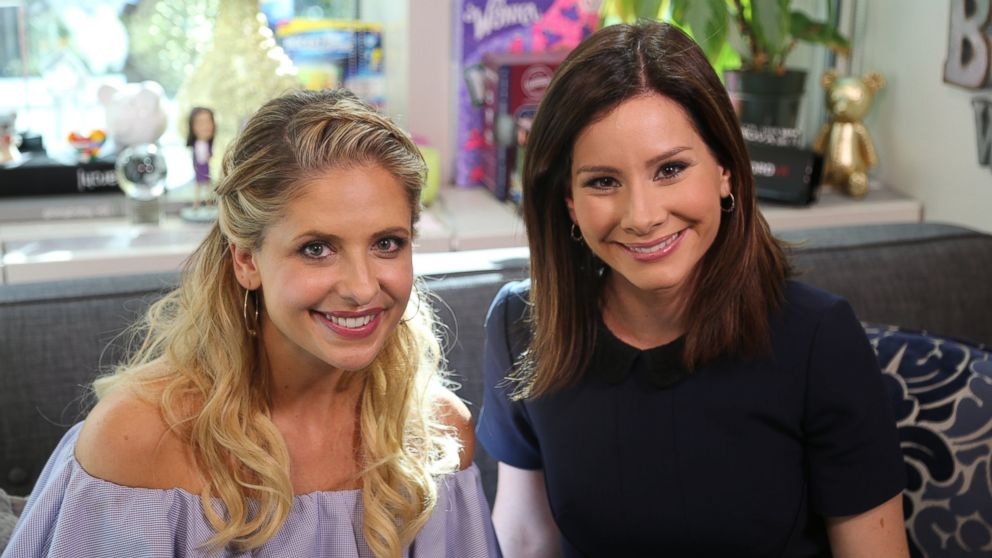 Buffy Bakes: Sarah Michelle Gellar on Entering 5 Billion Dollar Baking Industry