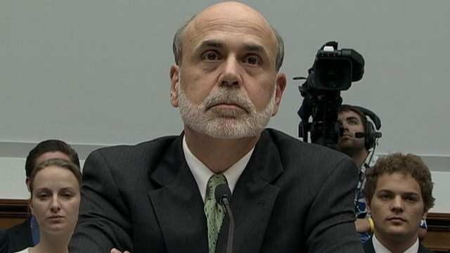 VIDEO: Federal Reserve Chairman Ben Bernanke lays out economic action plan.