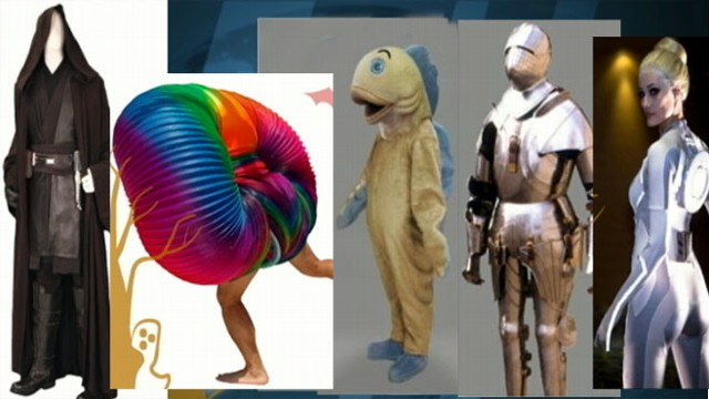 VIDEO: Top 5 Most Expensive Halloween Costumes