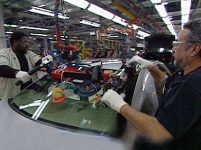 VIDEO: GM raises doubts about its future.