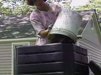 VIDEO: Compost to save money