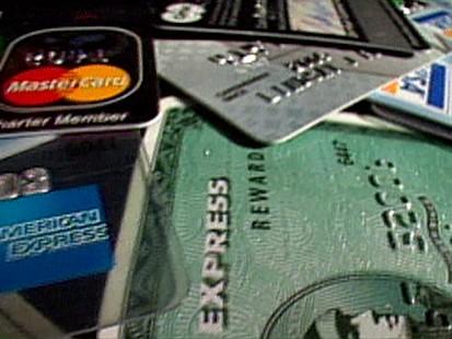 VIDEO: Campus Credit Cards