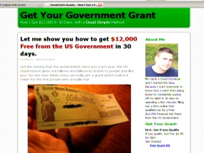 VIDEO: Stimulus check scams