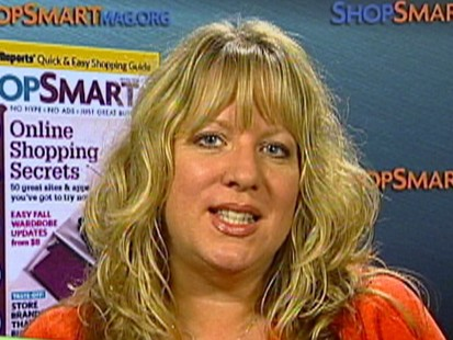 VIDEO: v\ShopSmart magazines tips for a great holiday season without a sensational bill.